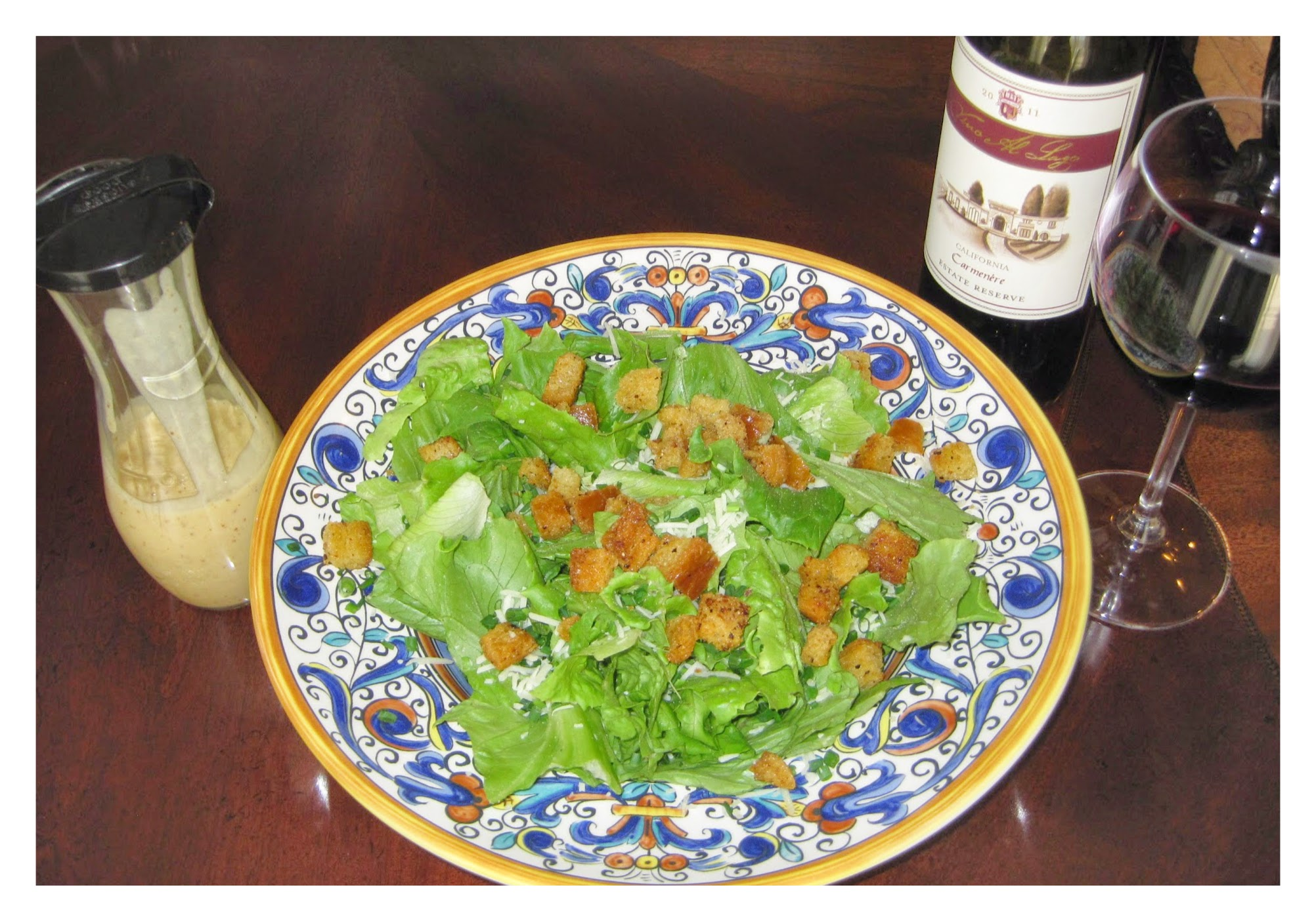 Salad Croutons recipe image