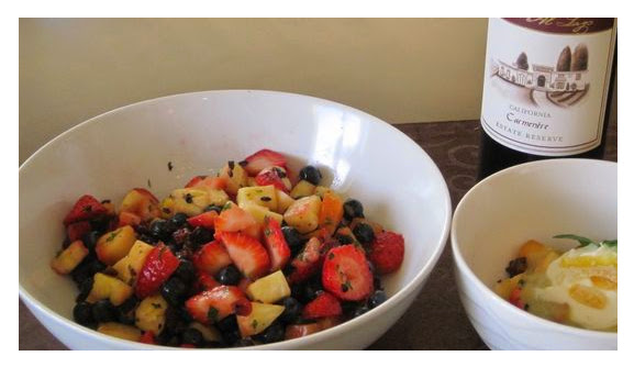 Fruit Salad recipe image