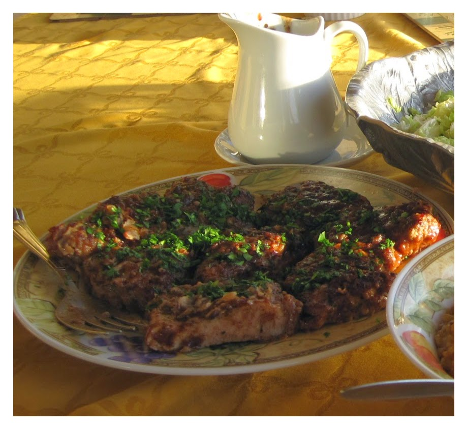 Pork Chops Al Lago recipe image